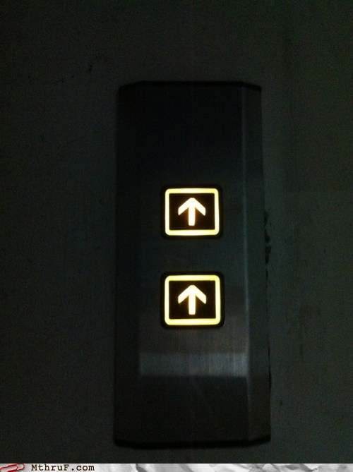 derpcorp,elevator,what goes up must come do,what goes up must come down