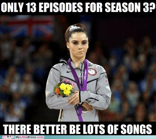 mckayla is not impressed meme season 3 - 6497352704