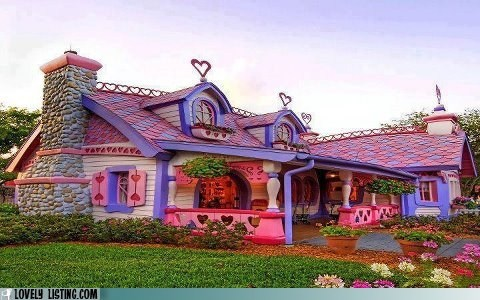 cartoons crazy fairytale house storybook - 6497372160