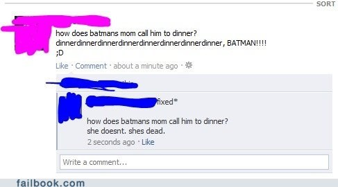 batman orphan parents