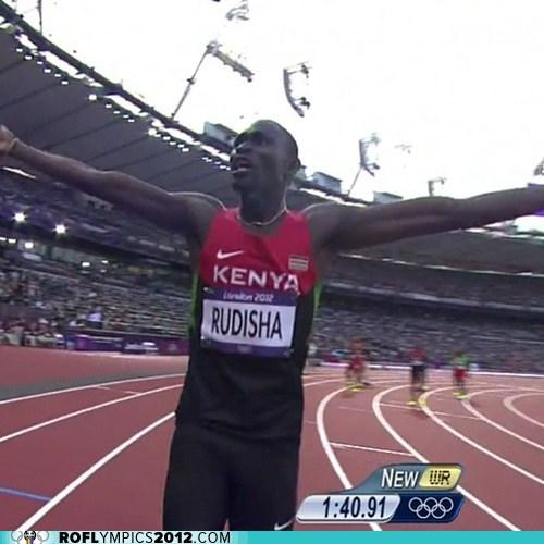 800m,David Rudisha,kenya,Track & Field,world record