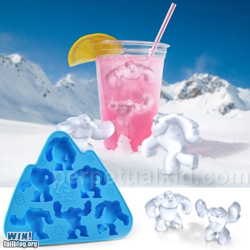 cute design ice ice cubes summer - 6497454592