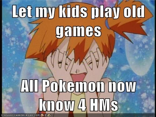 hms,meme,Memes,pokemon problems