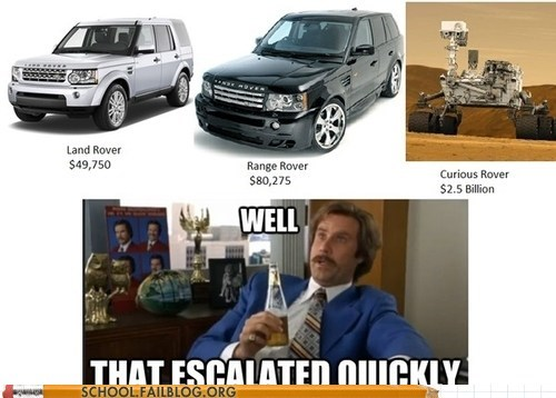 cars,didnt-take-long,escalated quickly,rovers