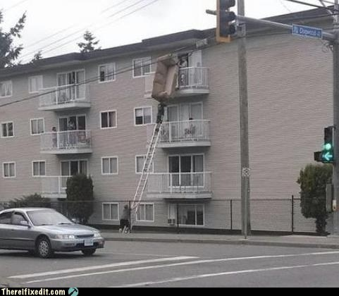 couch ladder moving - 6497576192