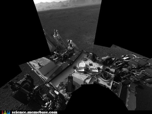 curiosity Mars Rocket Science rover - 6497729024