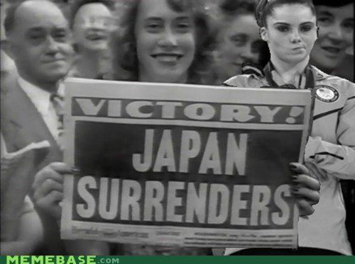 Japan mckayla Memes olympics world war two - 6497947648