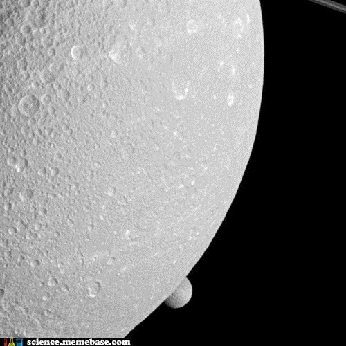 Astronomy dione jupiter Mimas moons