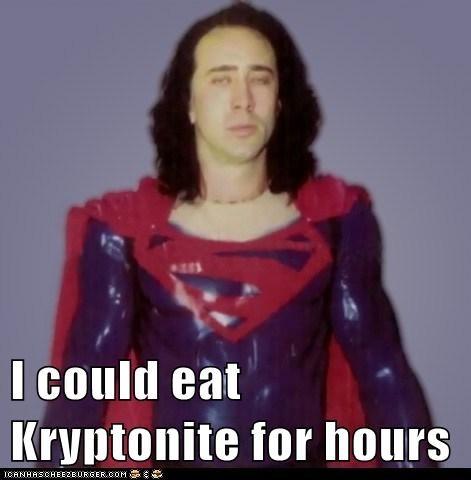 bad idea kryptonite Super-Lols superman - 6498629888