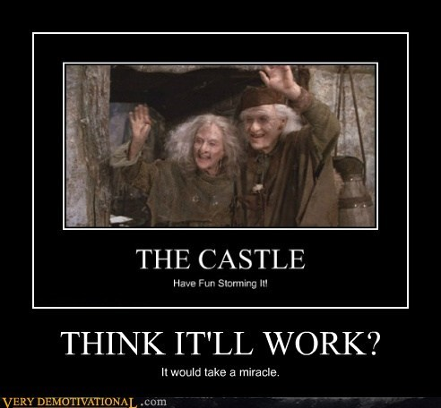 hilarious,miracle,princess bride,work