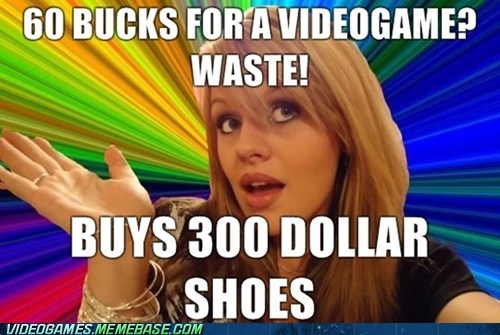 girl,meme,shoes,waste of money