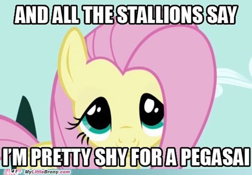 fluttershy meme pretty fly for a white gu pretty fly for a white guy - 6499023616