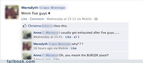 burger place five guys - 6499124992