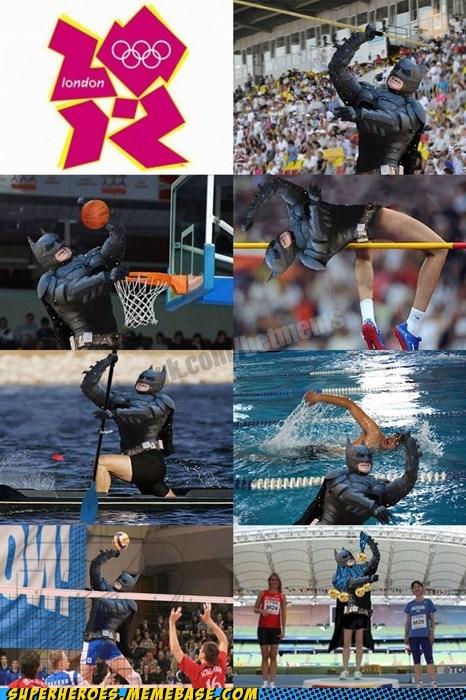 batman olympics photoshop Super-Lols - 6499412736