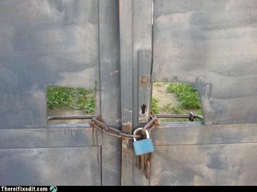 gate lock masterlock padlock - 6499542528