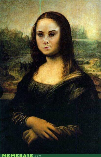 art,mckayla,Memes,mona lisa,olympics