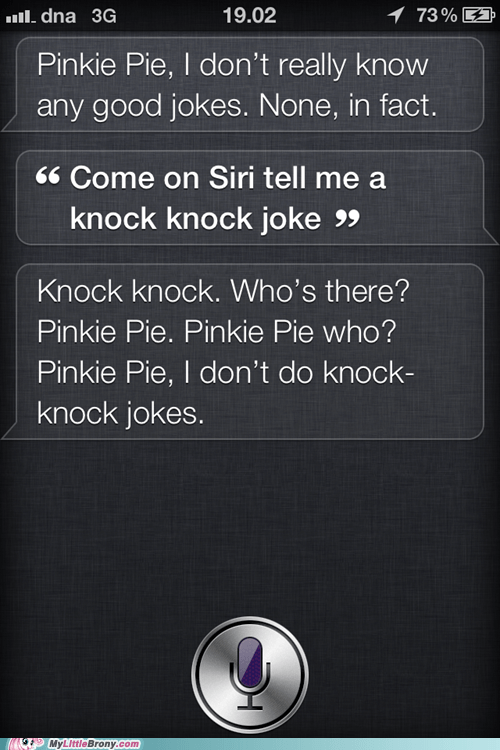 iphone pinkie pie siri - 6499738880