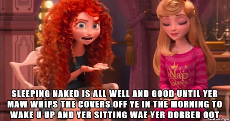 scottish slang memes