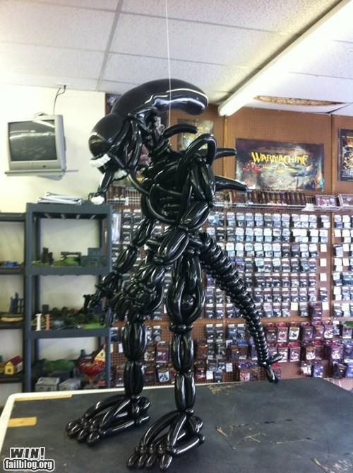 alien Balloons design nerdgasm - 6499962624