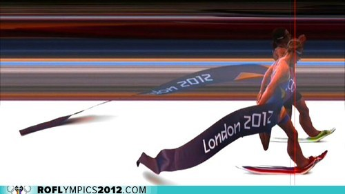 drama,gold,London 2012,olympics,Sweden,Switzerland,tie,triathlon