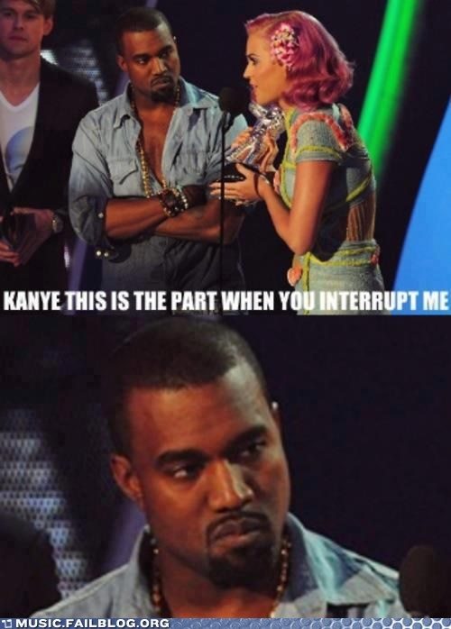 imma let you finish kanye kanye west katy perry - 6500137472