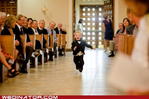 children funny wedding photos kids ring bearer - 6500282368