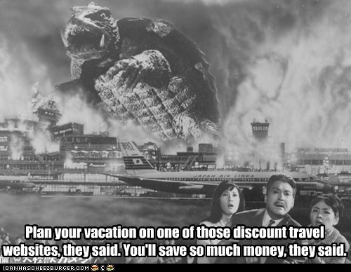 Gamera vacation discount websites Travel save money They Said