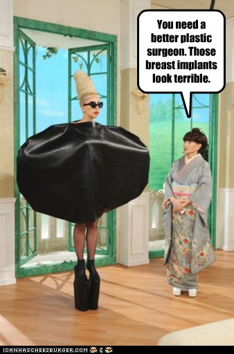 celeb fashion funny lady gaga Music pop - 6500470272