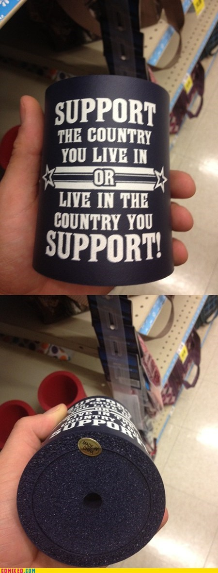 irony made in china merica support the internets - 6500518912