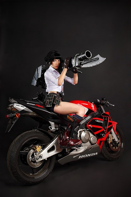 cosplay devil may cry lady video games - 6500594944
