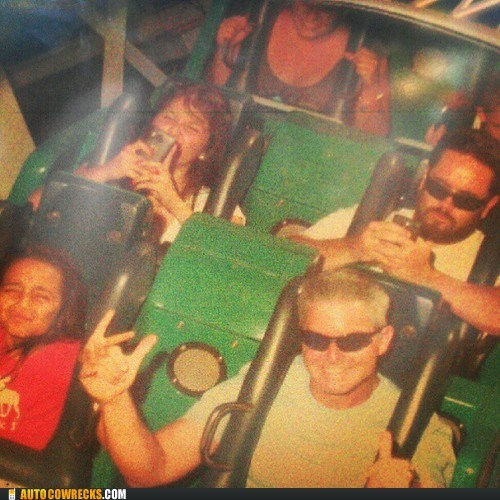 brb texting rollercoaster theme parks - 6500731392