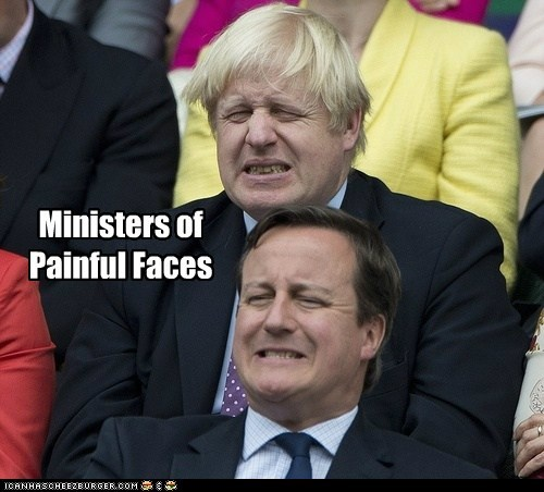 Ministers of Painful Faces