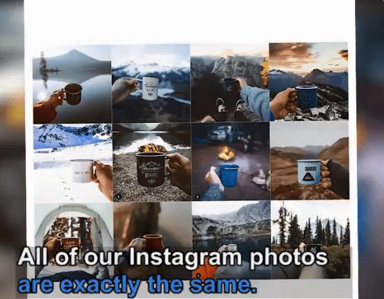 share instagram photos deja vu - 6501381