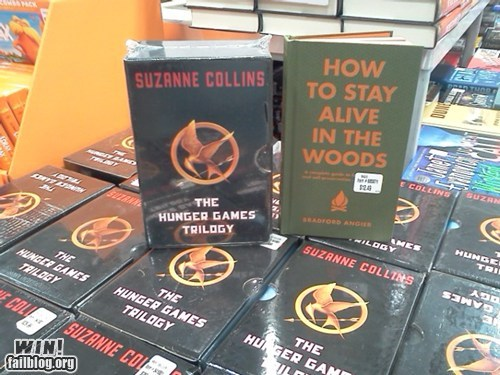 books hunger games juxtaposition reading reading is sexy survival - 6501467648