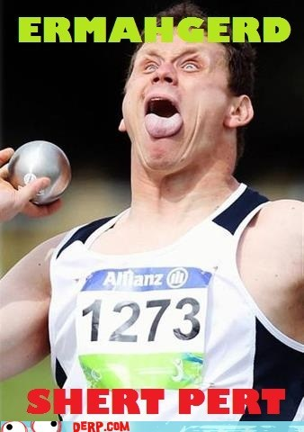 Ermahgerd shotput sports - 6502149632