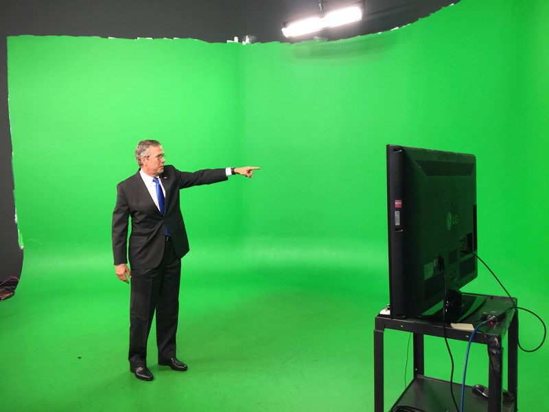 jeb bush,green screen,Jeb,photoshop battles