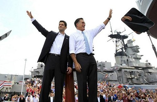 congressman Mitt Romney mittens paul ryan presidential election vice president - 6502876672