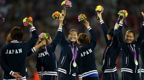 Japan london olympics 2012 racist tweets twitter womens-soccer - 6503136256