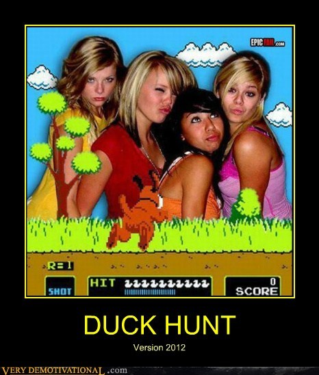 2012 duck hunt hilarious video games - 6503511296