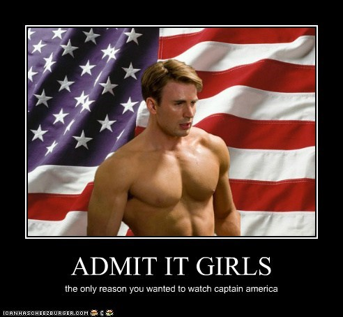 actor,captain america,celeb,chris evans,demotivational,funny,sexy