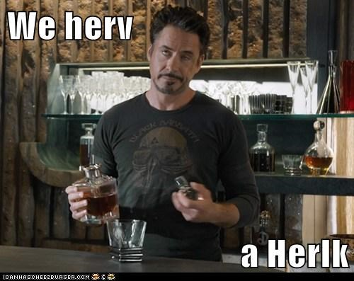 avengers,derp,movies,tony stark,we have a hulk