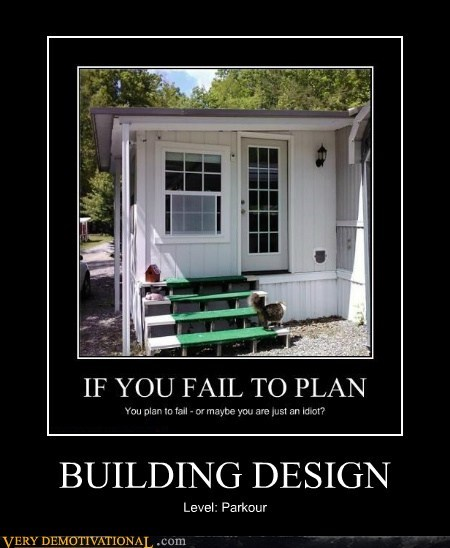 building design hilarious parkour - 6504749824