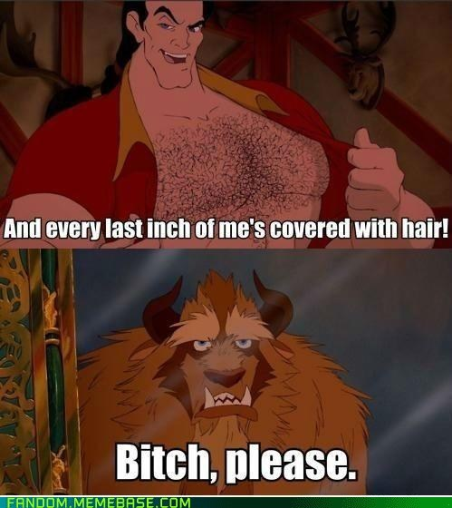 Beauty and the Beast,disney,Gaston,It Came From the,It Came From the Interwebz