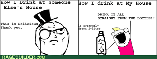 all the things drinking sir Rage Comics - 6505866240