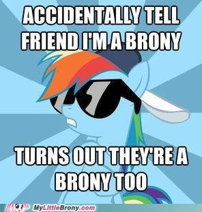 brony meme rainbow dash - 6505890816