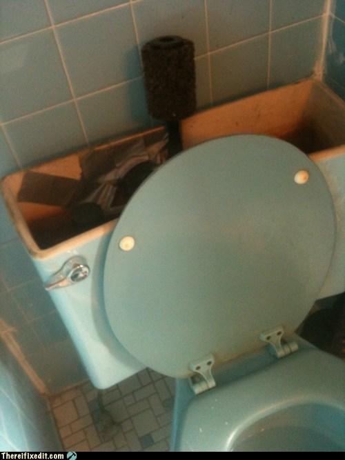 bathroom brush drainage flush flushing stopper toilet - 6506087168