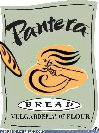 bread panera pantera vulgar display of flour - 6506227200