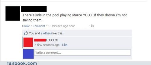 lifeguard,Marco Polo,pool,yolo