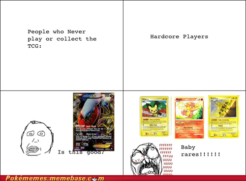rage comic Rage Comics rares TCG trading card game - 6506255104