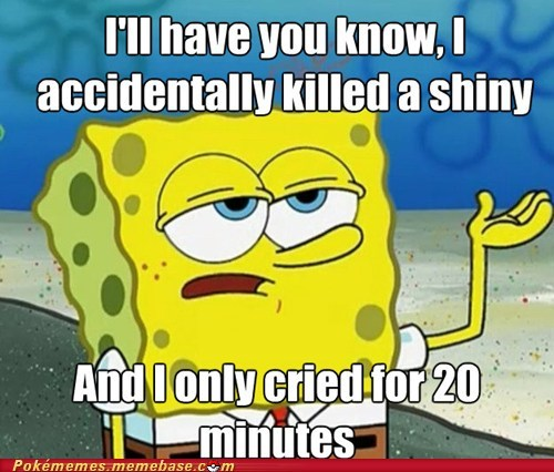 meme Memes salty spitoon shiny SpongeBob SquarePants - 6506260224
